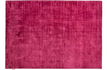 Tom Tailor Teppich Shine, uni, pink