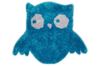 Tom Tailor Teppich Soft, Owl, tuerkis