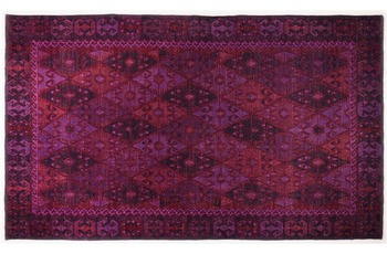 Tom Tailor Teppich Vintage, Kelim Colors II, purple