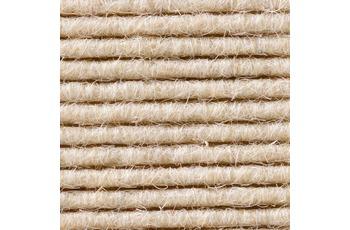 Tretford Teppichboden Tretford Interland Eco Fliese 50x50 Farbe 611 Natur/ Beige, Paketinhalt 0,25 qm