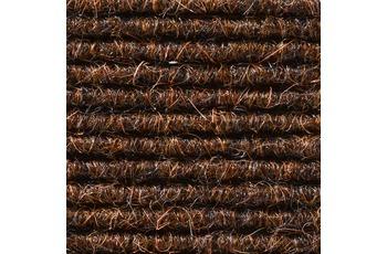 Tretford Teppichboden Tretford Interland Eco Fliese 50x50 Farbe 590 Braun, Paketinhalt 0,25 qm