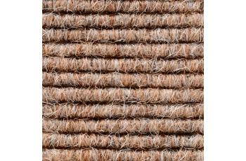 Tretford Teppichboden Tretford Interland Eco Fliese 50x50 Farbe 571 Braun, Paketinhalt 0,25 qm