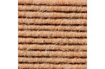 Tretford Teppichboden Tretford Interland Eco Fliese 50x50 Farbe 602 Orange, Paketinhalt 0,25 qm
