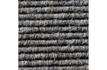 Tretford Teppichboden Tretford Plus 7 Fliese 50x50 Farbe 523 Grau, Paketinhalt 0,25 qm