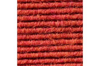 Tretford Teppichboden Tretford Interland Eco Fliese 50x50 Farbe 582 Rot, Paketinhalt 0,25 qm