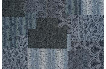 ilima Vintage Alaska blue 200 cm x 200 cm