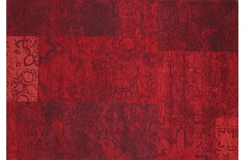 ilima Vintage Colorado red 200 cm x 200 cm