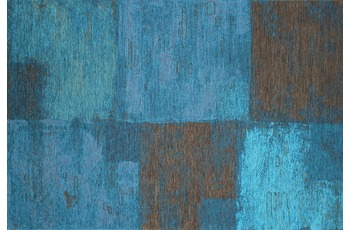 ilima Vintage Ontario blue 60 cm x 90 cm