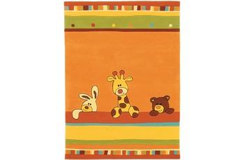 Wissenbach Kinder-Teppich Lifestyle Kids 2283 orange
