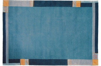 Luxor Living Manali 101 blau 170 x 240 cm