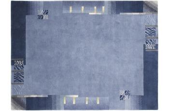 Luxor Living , Nepalteppich, Patana Spezial, 1044, blau