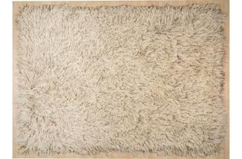Zephyr Super Uni beige braun 140 x 200 cm