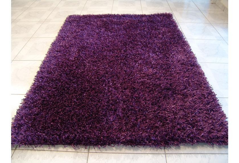 Calypso pflaume Teppich Hochflor Teppich bei tepgo kaufen