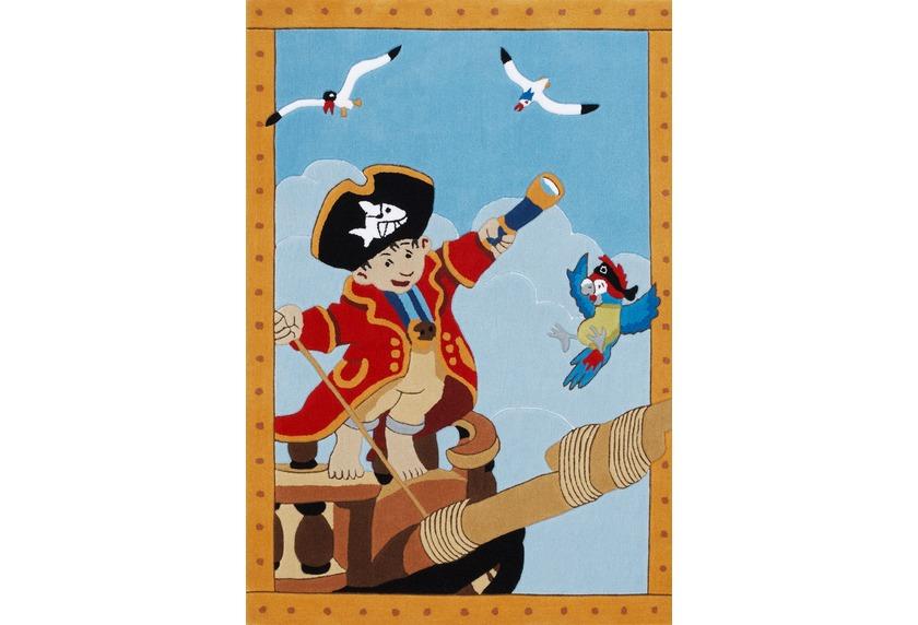Capt'n Sharky Kinder-Teppich, Käpt'n Sharky Und Der