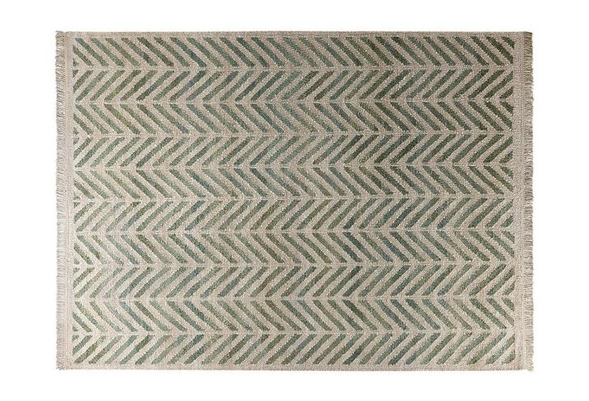 ESPRIT Teppich, Ethno ESP701402 grün  Kelim bei tepgo