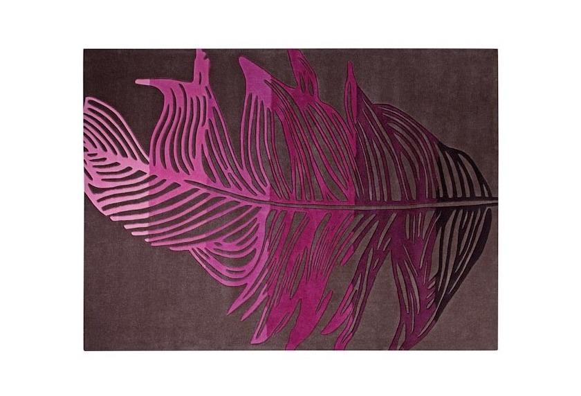 ESPRIT Teppich, Feather ESP-3101-03 braun