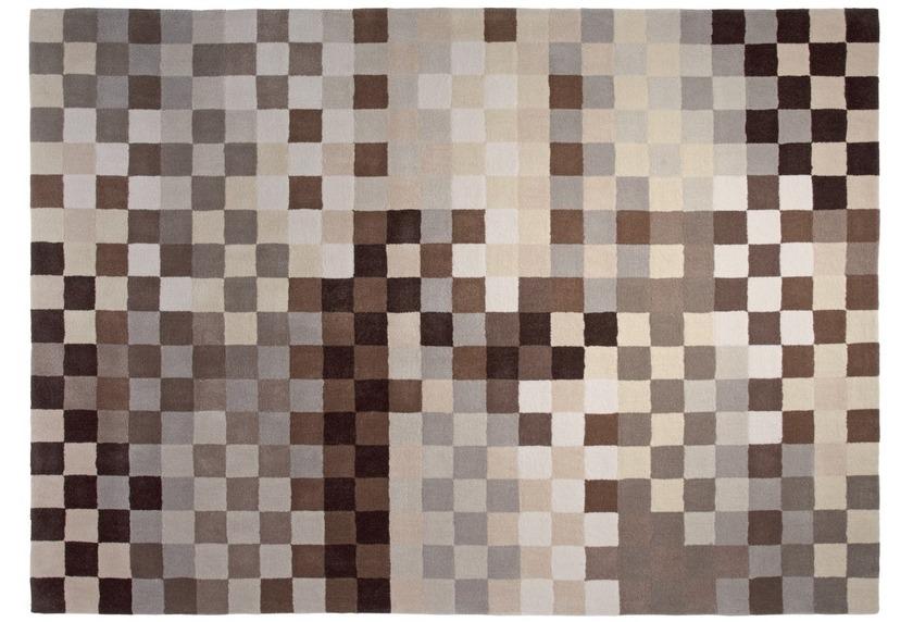 ESPRIT Teppich, Pixel, ESP283405 beige  Designerteppich
