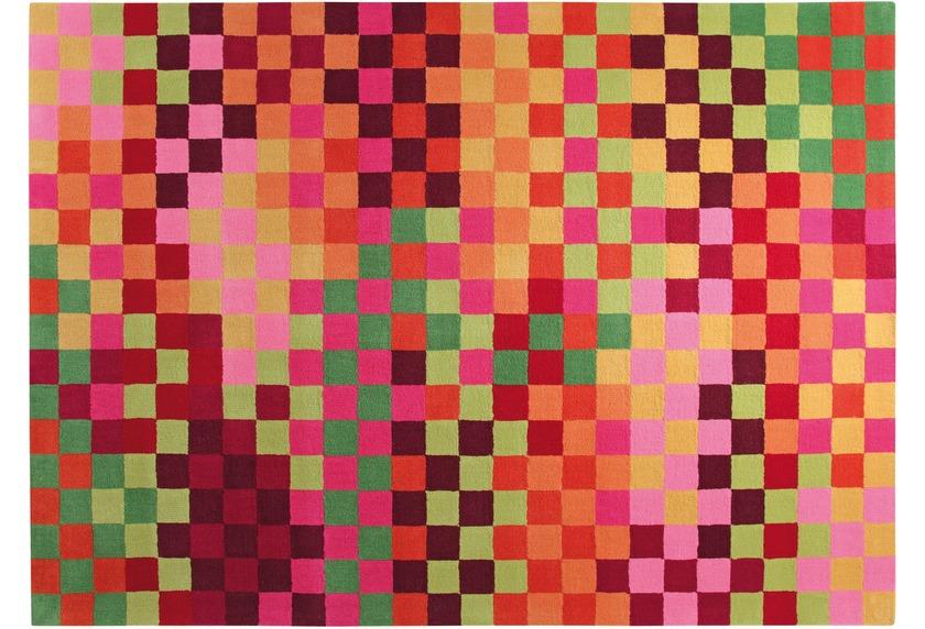 ESPRIT Teppich, Pixel, ESP283408 multicolour Teppich