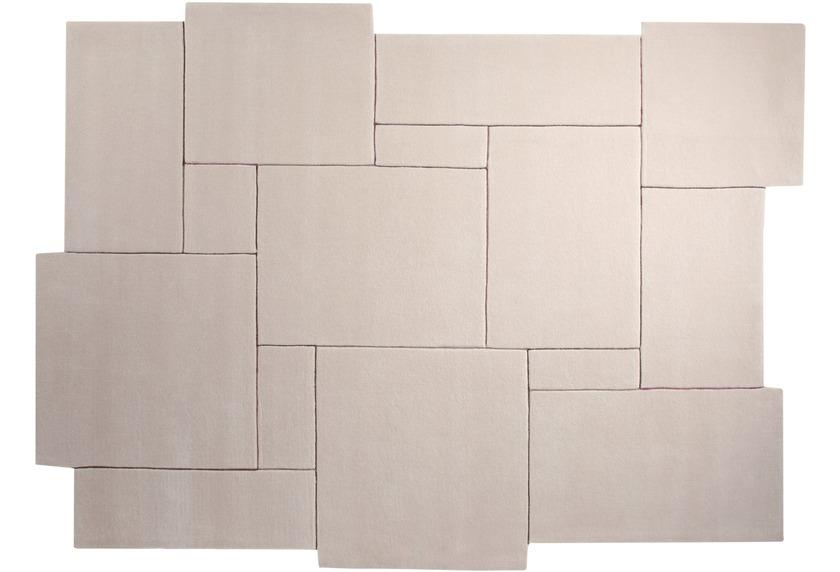 ESPRIT Teppich, Puzzle ESP311905 beige Moderner Teppich