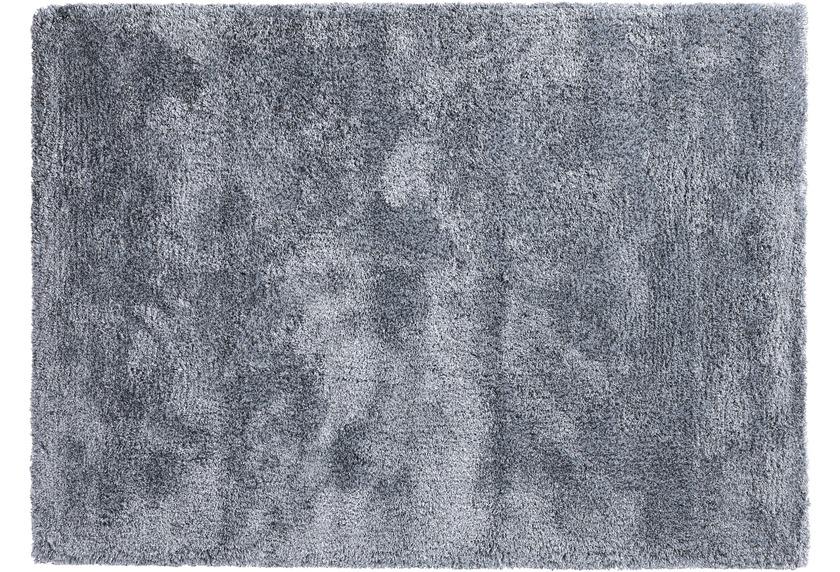ESPRIT Hochflor-Teppich, Wool Glamour, ESP-2981-14 grau