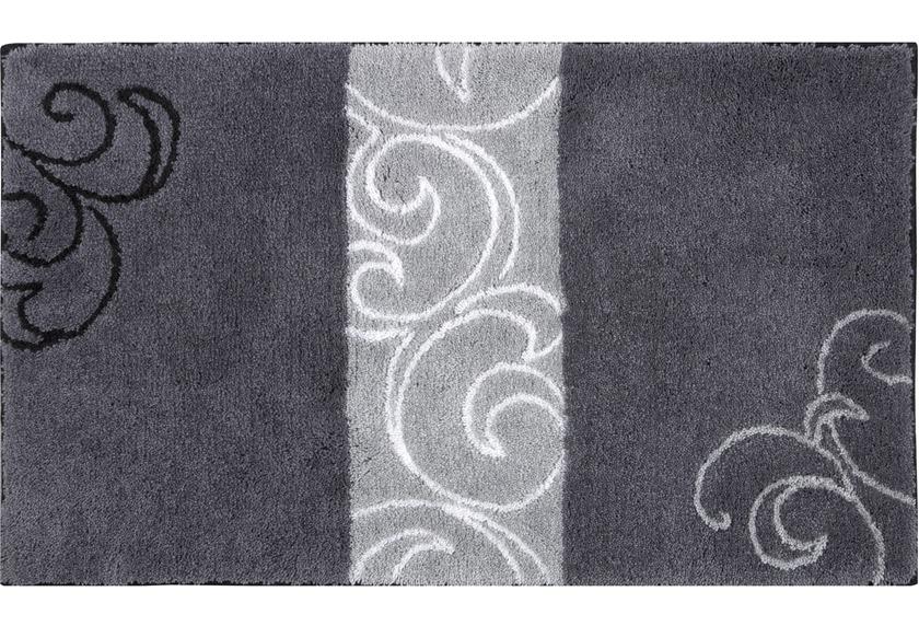 GRUND , Badteppich, ARTY 096 grau Badteppiche bei tepgo kaufen