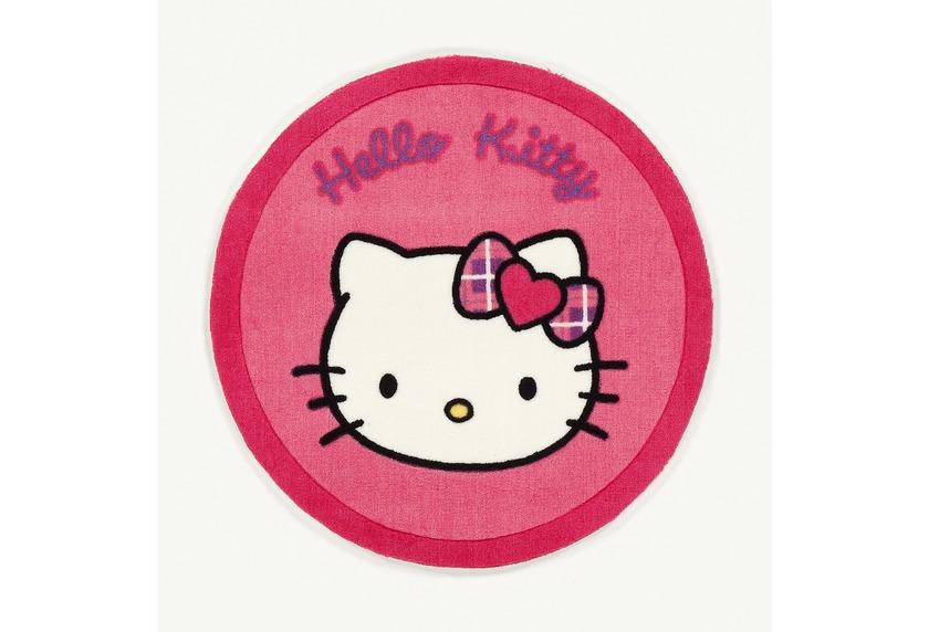 Hello Kitty Teppich HK-BC-15B01 pink