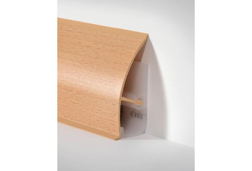 d llken md 63 systemsockelleiste buche natur paketinhalt 2 5 m bodenbel ge. Black Bedroom Furniture Sets. Home Design Ideas