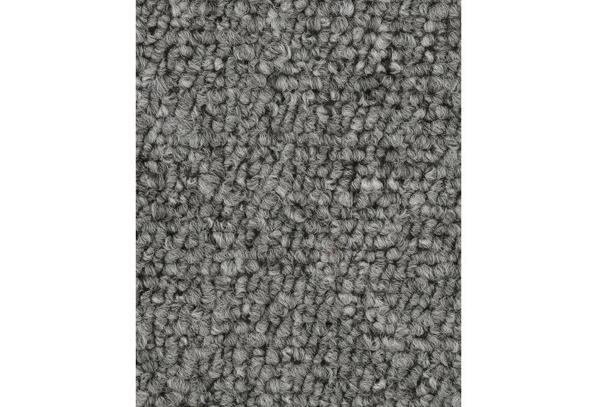 Teppichboden meterware  Hometrend Teppichboden Meterware Schlinge Grau Bodenbeläge bei ...