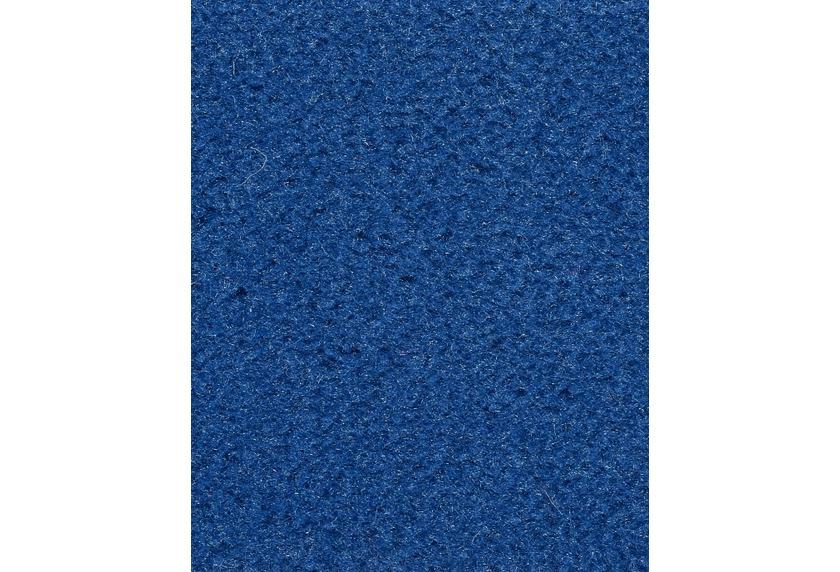 Teppichboden meterware  Hometrend Teppichboden Meterware Velours uni Blau Bodenbeläge bei ...