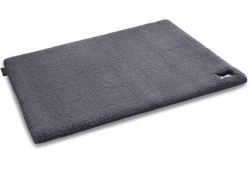 joop badematte basic anthrazit badteppiche bei tepgo kaufen versandkostenfrei. Black Bedroom Furniture Sets. Home Design Ideas