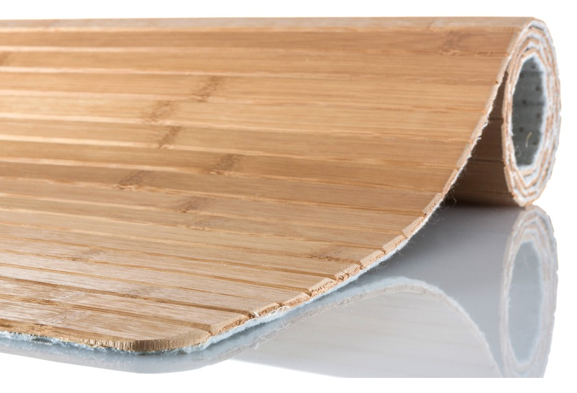 kleine wolke badteppich bambus natur badteppiche bei tepgo kaufen versandkostenfrei. Black Bedroom Furniture Sets. Home Design Ideas