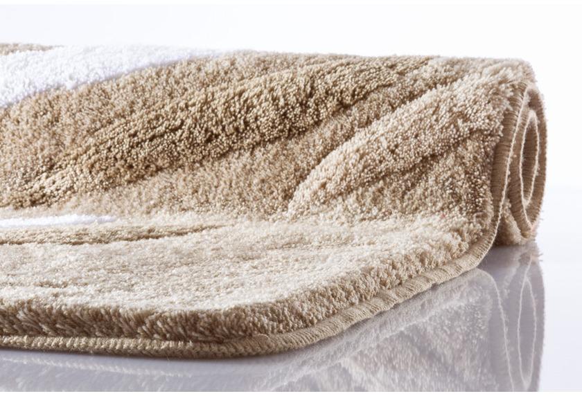 kleine wolke badteppich shadow taupe badteppiche bei tepgo kaufen versandkostenfrei. Black Bedroom Furniture Sets. Home Design Ideas