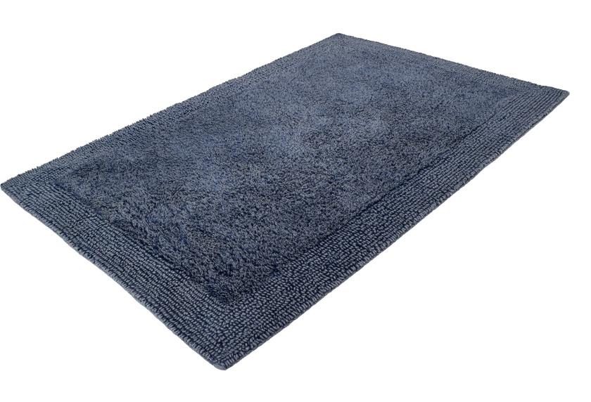 kleine wolke badteppich turin jeansblau badteppiche bei. Black Bedroom Furniture Sets. Home Design Ideas