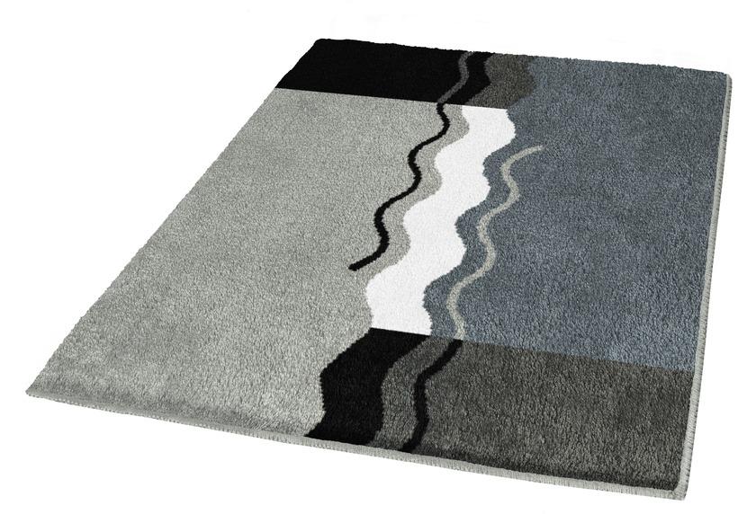 kleine wolke badteppich vanessa platin badteppiche bei. Black Bedroom Furniture Sets. Home Design Ideas