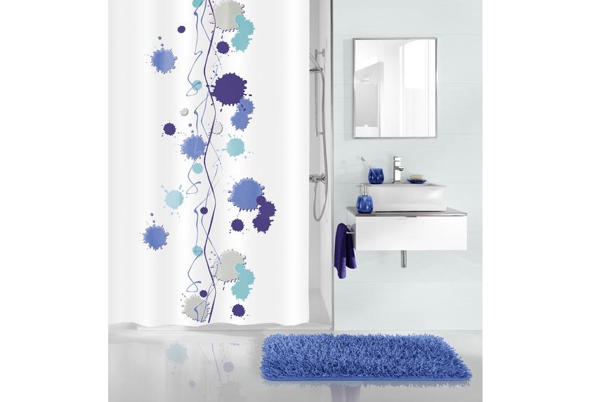 kleine wolke duschvorhang klexx k nigsblau 180 x 200 cm. Black Bedroom Furniture Sets. Home Design Ideas