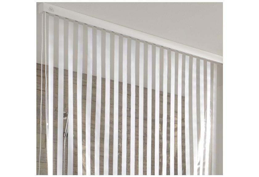 kleine wolke eckduschrollo wei 132 56x240 cm. Black Bedroom Furniture Sets. Home Design Ideas