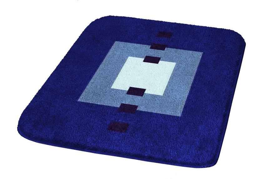 Kleine Wolke Badteppich Maison SorAzurblau Badteppiche
