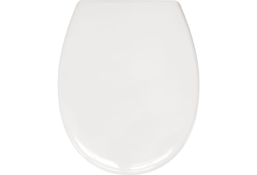 kleine wolke wc sitz uni weiss 37x 45 cm badaccessoires bei tepgo kaufen versandkostenfrei. Black Bedroom Furniture Sets. Home Design Ideas