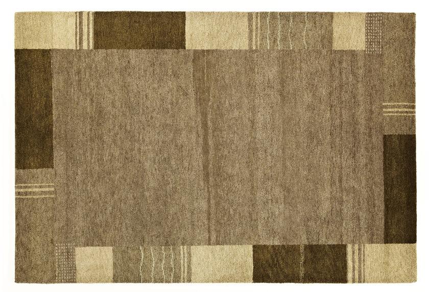 Luxor Living Gabbeh-Teppich Rio Grande grün Teppich ...