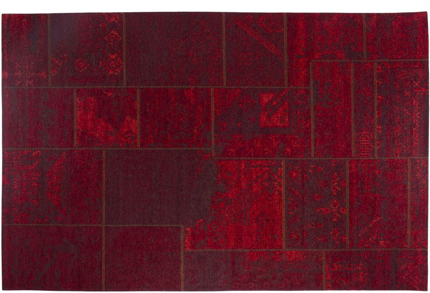 luxor living teppich barock rot designerteppich bei. Black Bedroom Furniture Sets. Home Design Ideas