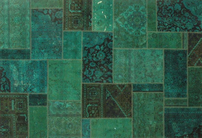Orient Patch Patchwork 15 Teppich bei tepgo kaufen