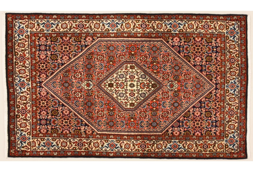 Oriental Collection Bidjar-Sand rot 76012, Perser-Teppich
