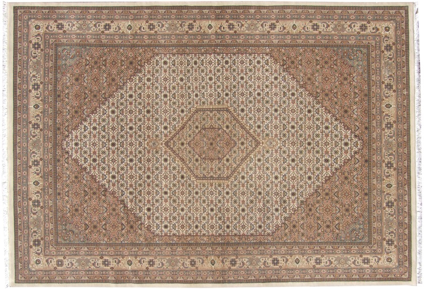 Oriental Collection Bihar Bidjar cream, Teppich Perser