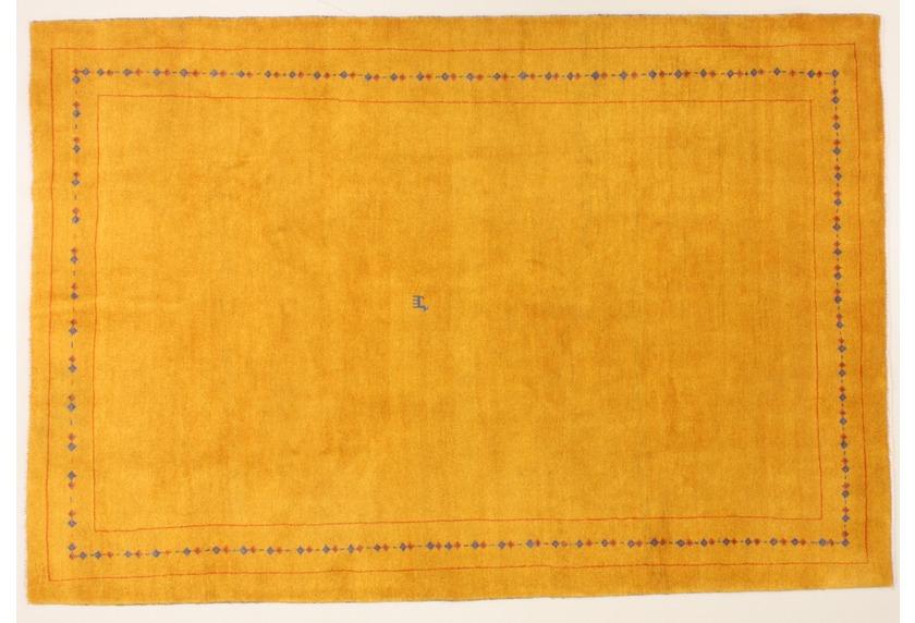 Oriental Collection GabbehTeppich, gelb 99696 Teppich