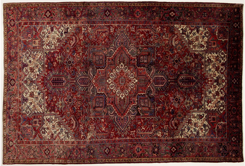 Oriental Collection Heriz, 250 x 365 cm Teppich
