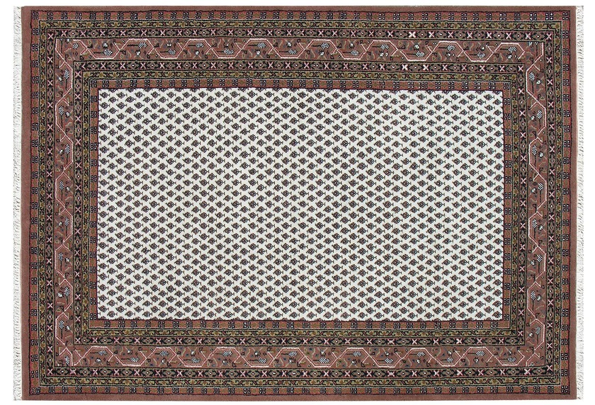 Oriental Collection Kanpur Mir beige, Orient-Teppich