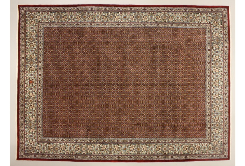 Oriental Collection Mud rot 76048, Orientteppich