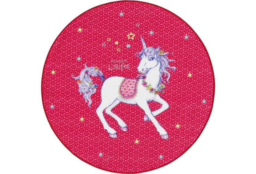 Prinzessin Lillifee KinderTeppich LI103 Einhorn Teppich