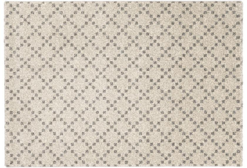 sch ner wohnen teppich davinci 602 001 creme moderner teppich bei tepgo kaufen versandkostenfrei. Black Bedroom Furniture Sets. Home Design Ideas