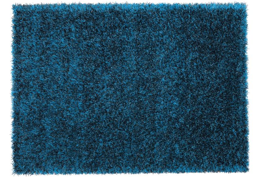 sch ner wohnen hochflor teppich feeling petrol 55 mm florh he teppich hochflor teppich bei. Black Bedroom Furniture Sets. Home Design Ideas